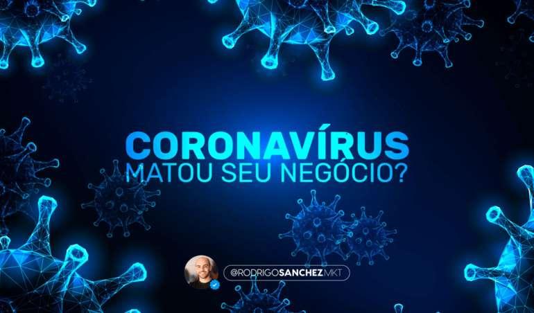 coronavírus transformação digital